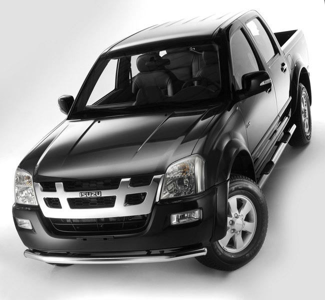 Speed Kings: The Isuzu D-Max Ute Is Quite A Decent Vehicle